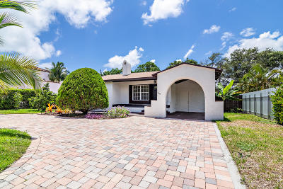 West Palm Beach Single Family Home For Sale: 934 Paseo Andorra