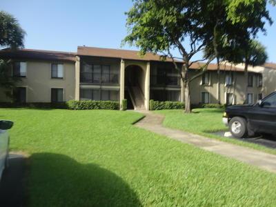 Greenacres FL Condo For Sale: $145,000