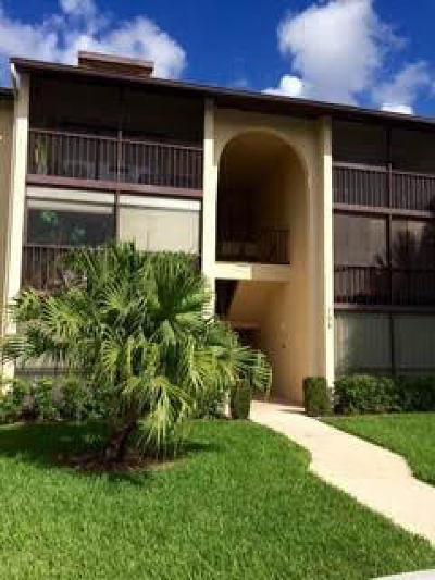 Greenacres FL Condo For Sale: $80,000