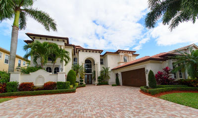 Delray Beach Single Family Home For Sale: 16205 Andalucia Lane
