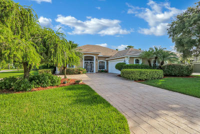 Jensen Beach Single Family Home For Sale: 499 NW Emilia Way