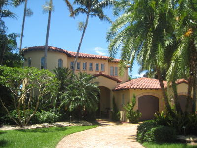 Boca Raton Single Family Home For Sale: 489 Oregon Lane
