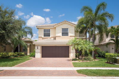 Boynton Beach Single Family Home For Sale: 11552 Ponywalk Trail