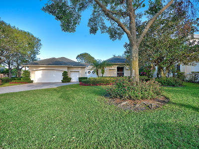 Palm Beach Gardens Single Family Home For Sale: 70 Saint James Terrace