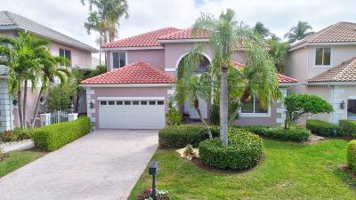 Boca Raton Single Family Home For Sale: 17120 Grand Bay Drive