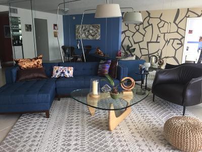 Pompano Beach Rental For Rent: 1370 S Ocean Boulevard #2506