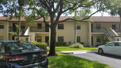 Coconut Creek Condo For Sale: 3155 Carambola Circle S #2378