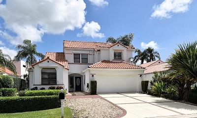 Palm Beach Gardens Single Family Home For Sale: 13126 Touchstone Place