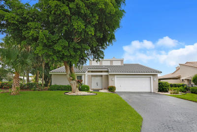 Boca Raton Single Family Home For Sale: 7090 NW 3rd Avenue