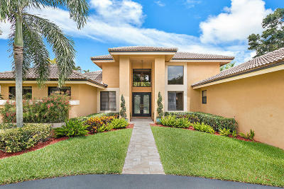 Coral Springs Single Family Home Contingent: 8511 NW 53rd Court