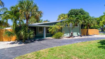 Boca Raton Single Family Home For Sale: 401 NE 20th Street