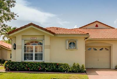Boynton Beach Single Family Home For Sale: 1907 Wood Fern Drive