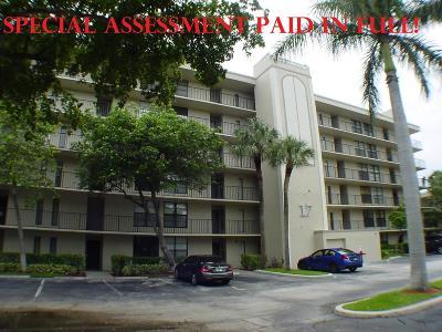 Boca Raton Condo For Sale: 17 Royal Palm Way #602