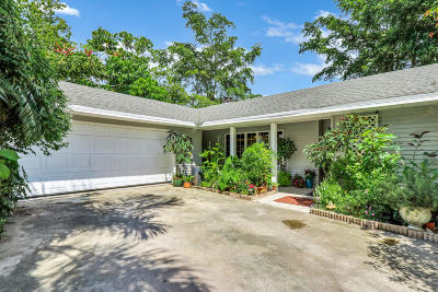 Jupiter Single Family Home For Sale: 12355 157th St N Street