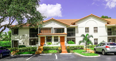 Boynton Beach Condo For Sale: 9807 Pavarotti Terrace #202