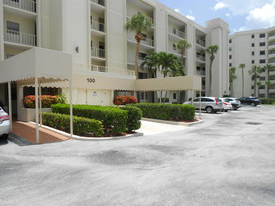 Tequesta Condo For Sale: 100 Intracoastal Place #304