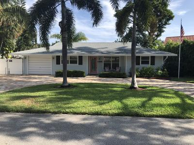 Boca Raton Single Family Home Contingent: 1191 SW 21st Street