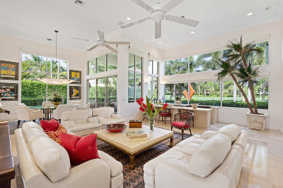 Delray Beach Single Family Home For Sale: 16640 Senterra Drive
