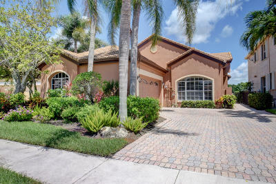Boca Raton Single Family Home Contingent: 3411 NW 51st Place