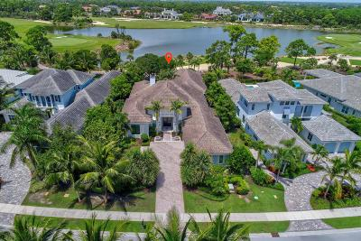 Palm Beach Gardens Single Family Home For Sale: 12181 Plantation Way