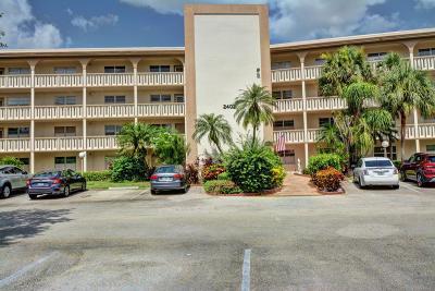 Coconut Creek Condo For Sale: 2402 Antigua Circle #E-2