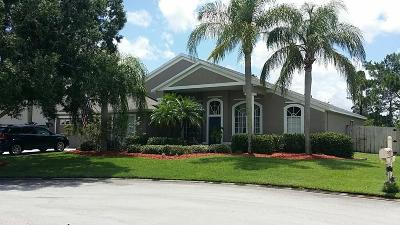 Palm City Single Family Home For Sale: 3143 SW Marco Lane