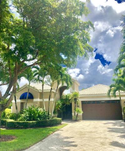 Boca Raton Single Family Home For Sale: 3580 NW Clubside Circle