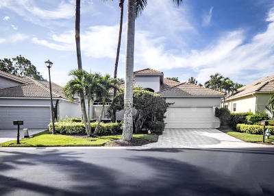 West Palm Beach Single Family Home For Sale: 10676 Grande Boulevard
