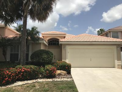 Boca Raton Single Family Home For Sale: 9431 Peabody Court