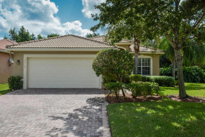 Boynton Beach Single Family Home For Sale: 10710 Conway Trail