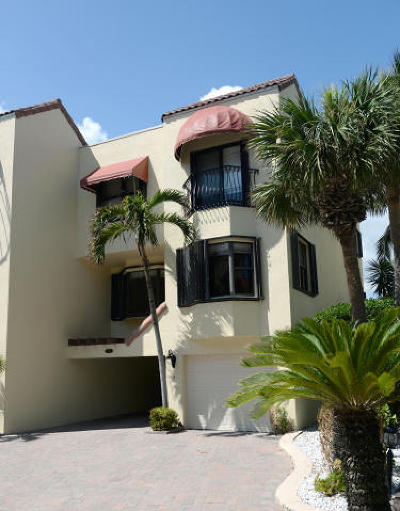 Juno Beach Townhouse For Sale: 170 Celestial Way #3-5