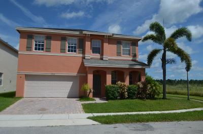 Fort Pierce Single Family Home For Sale: 9300 Natures Way