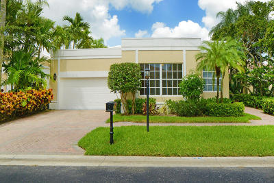 Boca Raton Single Family Home For Sale: 7121 Dubonnet Drive