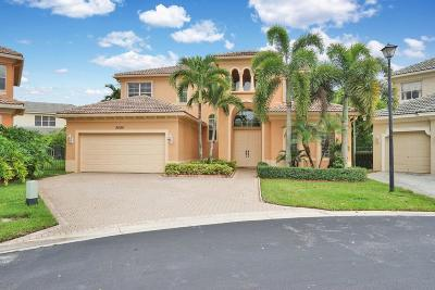 West Palm Beach Single Family Home For Sale: 3090 Eden Court