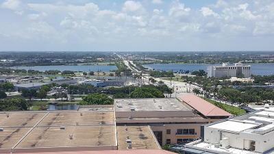 West Palm Beach Condo For Sale: 550 Okeechobee Boulevard #Uph-21