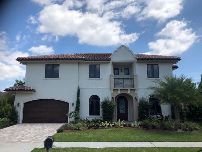 Boca Raton FL Single Family Home For Sale: $1,699,000
