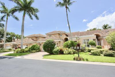 Boca Raton Single Family Home For Sale: 5058 Windsor Parke Drive
