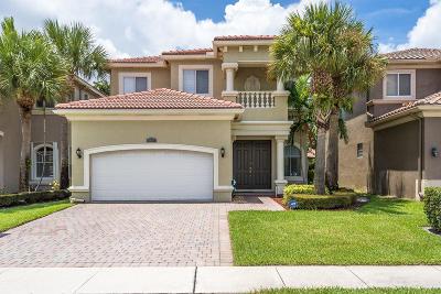 Boynton Beach Single Family Home For Sale: 1057 Grove Park Circle