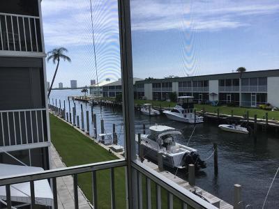 North Palm Beach Condo For Sale: 112 Doolen Court #209