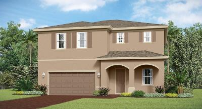 Fort Pierce Single Family Home For Sale: 4223 Troon Place