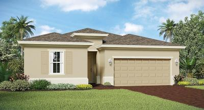 Fort Pierce Single Family Home For Sale: 4219 Troon Place
