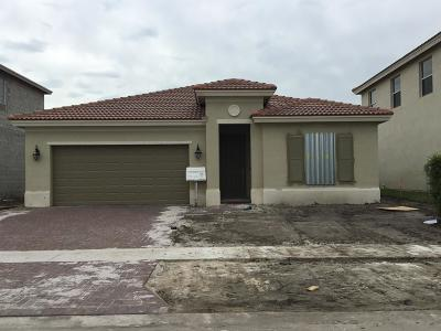 Fort Pierce Single Family Home For Sale: 4211 Troon Place