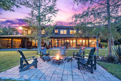 Jupiter FL Single Family Home For Sale: $1,195,000