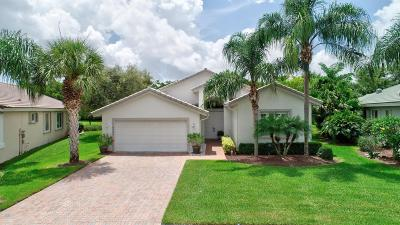 Boynton Beach Single Family Home For Sale: 8364 Marsala Way
