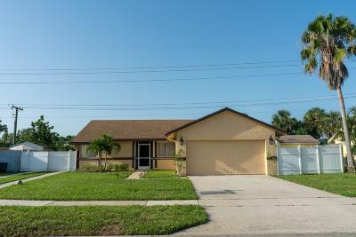 west palm Single Family Home For Sale: 471 Foresta Terrace
