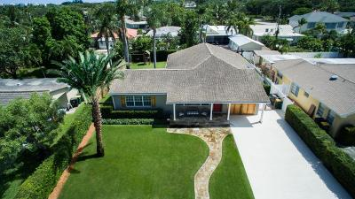 Lake Worth Single Family Home For Sale: 171 Auburn Drive