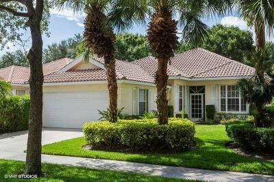Palm Beach Gardens Single Family Home For Sale: 413 Kelsey Park Drive