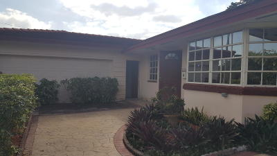 Miami Single Family Home For Sale: 16110 SW 102nd Court