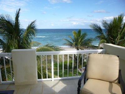 Palm Beach Condo For Sale: 2730 S Ocean Boulevard #407