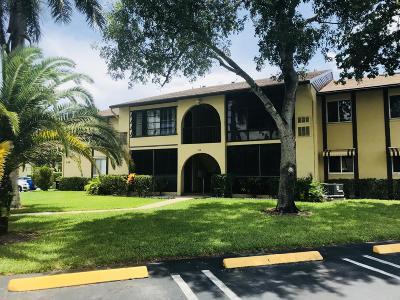Greenacres FL Condo For Sale: $65,000